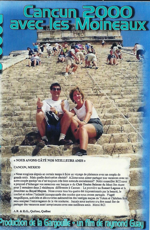 2000 Cancun avec les Moineau